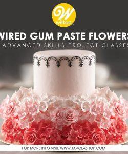 Gum Paste Flowers2