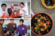 感受不一樣的韓國烹飪料理