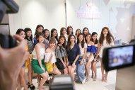 TVB 大型綜藝節目「美女廚房」宣傳MV拍攝花絮