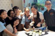 青少年烘焙工作坊