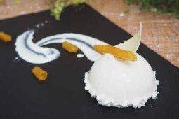 椰子焦糖菠蘿圓頂蛋糕 (3吋 4個)