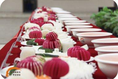 甘肅新東方烹飪學校:金領大廚23班告訴你什麼叫紮實的基本功