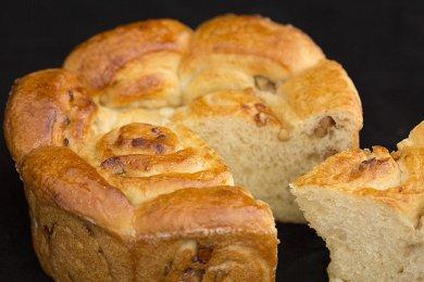 楓糖麵包  (4個)