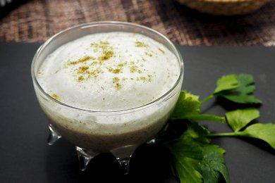Cream of Mushroom Cappuccino