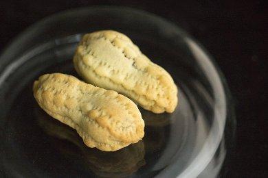 Oriental Peanut Cookies