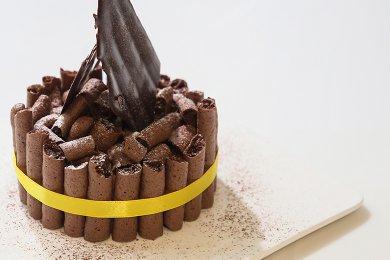 巧克力脆餅蛋糕  (4.5 吋 )