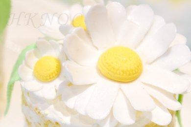 Daisy Lemon Mini Naked Cakes