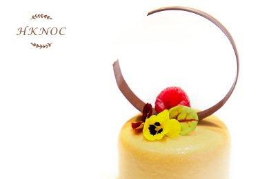 Jasmine Chocolate mousse cake