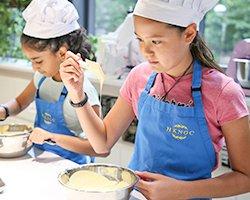 暑期兒童烹飪班