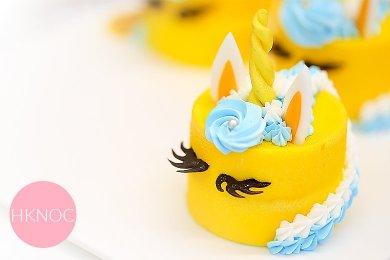 芒果流心蛋糕(4個)