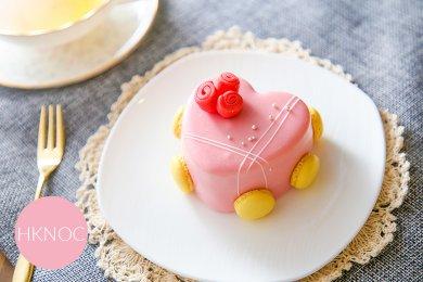 番石榴慕絲蛋糕  (2.5 吋 x 4 個)