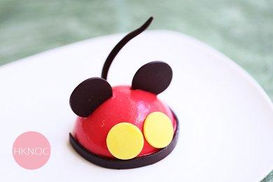 雜莓慕斯蛋糕  ( 3吋4個 )