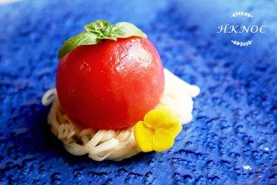 低溫蕃茄釀蕃茄啫喱