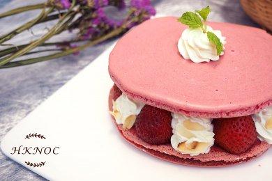 馬卡龍蛋糕 (1 個)
