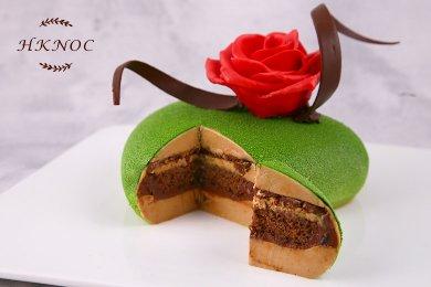 薄荷巧克力蛋糕(4.5吋)
