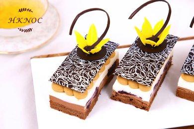 皇牌黑森林蛋糕(4件)