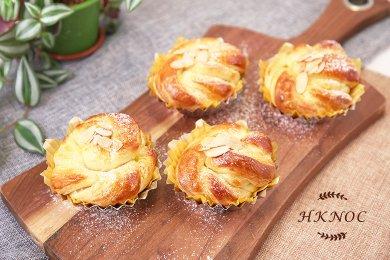 雪山麵包酥(4個)