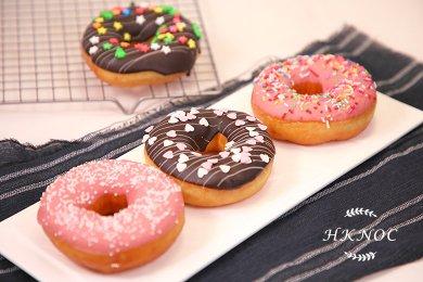 甜甜圈 (4個)
